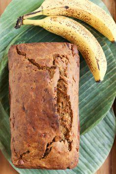 Mochi Banana Bread | Thirsty for Tea