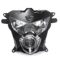 Front Light Headlight Headlamp For Suzuki GSXR600 GSXR750 2004-2005