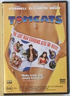 Tomcats DVD