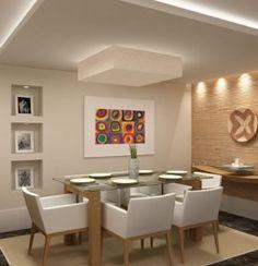 Decoração de apartamentos com pouca luz