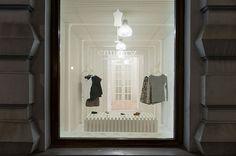 emmaroz fashion store imagined as contemporary salon + cake shop