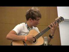 "Canadian Guitar Festival 2010: Finalist 1, Song 2 - 1st Place (Calum Graham - ""The Channel"")"