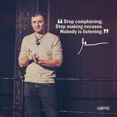 """Gary Vaynerchuk Quotes People Entrepreneur Tips Marketing 👉 Get Your FREE Guide """"The Best Ways To Make Money Online"""" Wisdom Quotes, Words Quotes, Quotes To Live By, Life Quotes, Sayings, Entrepreneur Motivation, Entrepreneur Quotes, Millionaire Lifestyle, V Quote"""