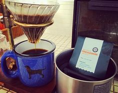 "#blushing ""Puna Kazumura may be one of the best coffees I have ever brewed."" Mahalo for sharing @sweetjulielynn"