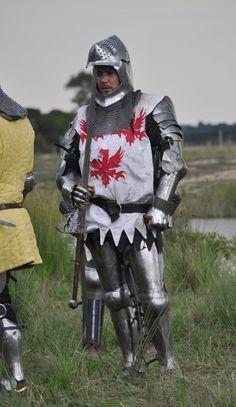 Damo the Knight by Georgina-Gibson on DeviantArt