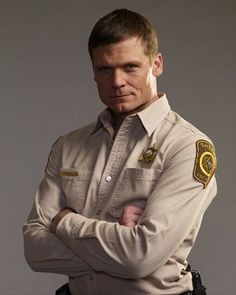 """I wasn't going to add Bailey Chase to my """"Men on Film"""" category, but the last two episodes of Longmire changed my mind.  I hope he gets much good attention from this show :)"""