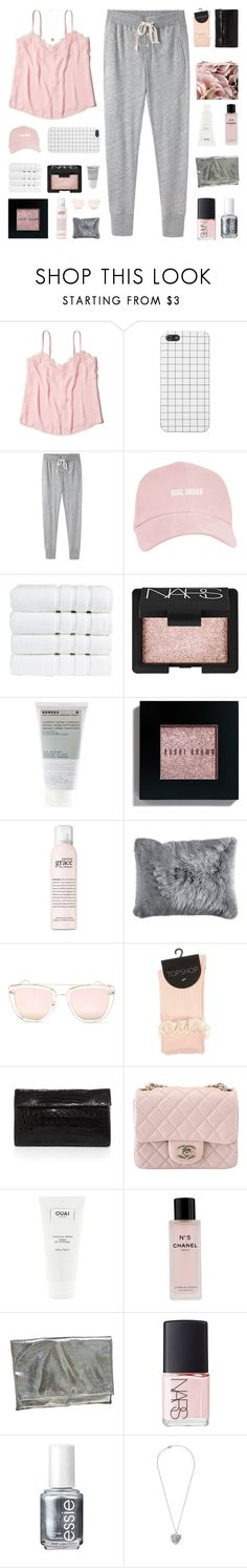 """where does my help come from Lord?"" by my-pink-wings ❤ liked on Polyvore featuring Hollister Co., Steven Alan, Christy, NARS Cosmetics, Korres, Bobbi Brown Cosmetics, philosophy, Pier 1 Imports, Quay and Nancy Gonzalez"