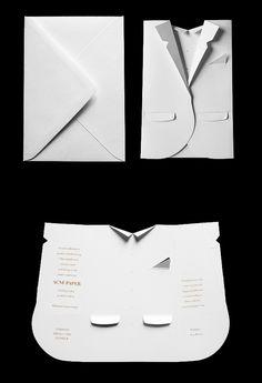 Acne Paper Invite | Daniel Carlsten