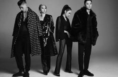 Dsp Media, Red Moon, Shakira, Kdrama, Taehyung, Punk, Photoshoot, Instagram, Coat