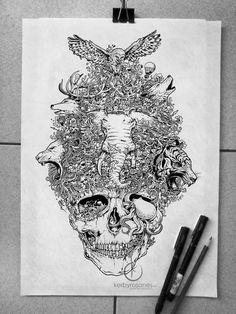 Tattoo Art - http://illusion.scene360.com/news-community/feast/