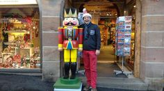 At my favorite Xmas market in Nuernberg