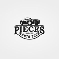 Need a vintage logo design for a car spare part online retailer