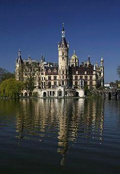 Schwerin Mecklenburg Pommern
