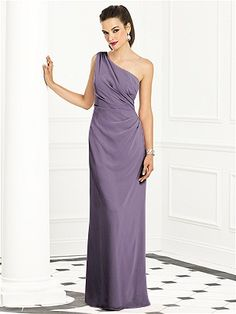 lavender bridesmaid dress...this should cover the girls lol