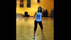 "Workout to ""Crazy"" by Pitbull dance by jessica bass byrge"