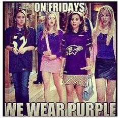 Damn right we do! Go Ravens!