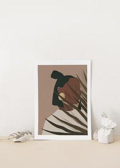 Illustration Art Drawing, Art Drawings, Botanical Wall Art, Botanical Prints, Small Canvas Art, Minimalist Art, Aesthetic Art, Oeuvre D'art, Painting Inspiration