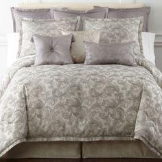 jcp | Royal Velvet® Adagio 4-pc. Comforter Set & Accessories