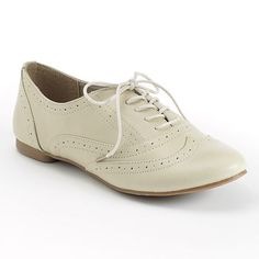 SO Friday Oxford Shoes - Women