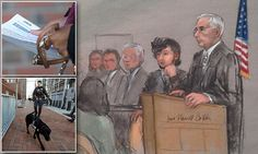 Jury selection gets under way in Boston bombing trial after suspect's defense team fail to get trial moved  http://www.dailymail.co.uk/news/article-2897323/Jury-selection-gets-way-Boston-Marathon-attacks-defense-team-fails-trial-moved.html