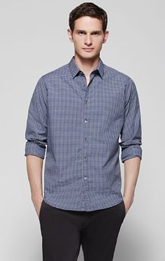 db7cf1fd 13 Great Men's Shirts images | Guy fashion, Male fashion, Man style