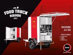 food truck reboque - biner
