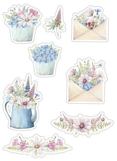 Скрапбукинг, рукоделие Printable Planner Stickers, Journal Stickers, Printables, Scrapbooking Stickers, Scrapbook Paper, Tumblr Stickers, Cute Stickers, Image Clipart, Ideias Diy