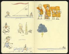 Mattias Inks: the joys of summer