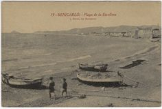 Playa de la Escollera, Benicarló