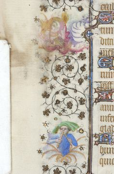 Book of Hours, MS M.919 fol. 238v - Images from Medieval and Renaissance Manuscripts - The Morgan Library & Museum