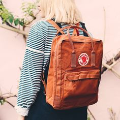 A summer must-have. All hail the Fjallraven