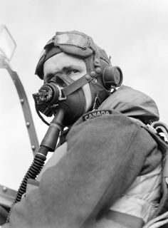 Flight Sergeant Georges Nadon of No 122 Squadron was the focus of a photo-story taken at Hornchurch in May 1942. The Photographer's brief was to record the movements of a single pilot over the course of a day. The 27-year-old French-Canadian, seens striking a pose in the cockpit of his Spitfire, was asked to list his hobbies. Somewhat predictably, the response was 'girlfriends and beer'!