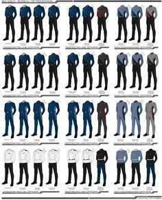 2D Chronicles of Men: Original Universe Concept Art - Page 14