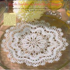 Croche maravilha de arte: Toalhinha ... com gráfico