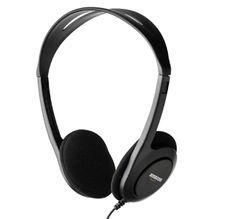 Amazon - AmazonBasics On-Ear Lightweight Headphones at Rs 159 only [  Free Shipping ]