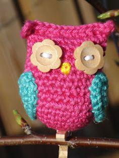cute owl pattern