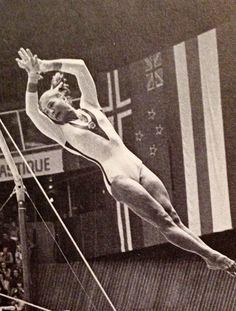 Ludmilla tourischeva Gymnastics
