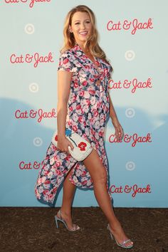 Daily Style directory: Blake Lively - maternity style - click through to see this week's best dressed