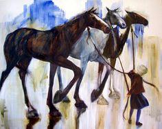 Alison Hale's horses   Talking Beautiful Stuff