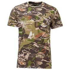 a92293221c8 Under Armour Early Season Short Sleeve T-Shirt for Men. Under Armour Early  Season Short-Sleeve T-Shirt for Men - Ridge Reaper Camo Forest - XL