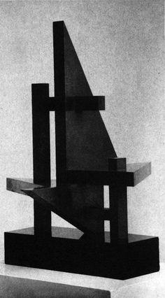 Andre Volten, Architectonic Construction, 1958