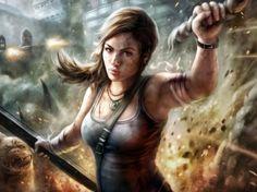 Lady Lara Croft Wallpapers | HD Wallpapers