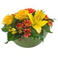 Aranjament floral simplu ARVAS19