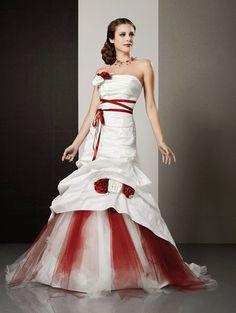 Pasión de novia   Vestidos de novias Rojo
