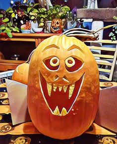 Halloween 2017 #pumpkinpatch #pumpkincarving #halloween #pumpkin #vampire #dracula Vampire Dracula, Arte Horror, Halloween 2017, Pumpkin Carving, Instagram, Carving Pumpkins, Pumpkin Topiary