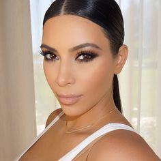"Mario Dedivanovic on Instagram: ""I went old school glam today on Kimmy @kimkardashian Hair @cwoodhair #MakeupByMario. Go to MarioAndKim.com to register for #TheMasterClass. Few days left """