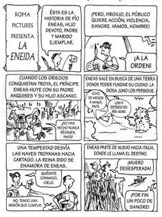 La Eneida, 1