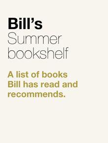 Learn more about Books Bill Gates Steve Jobs, Living Water, Bookshelves, Reading, Summer, Bookcases, Summer Time, Book Shelves, Reading Books