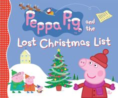 It's almost Christmas, and Peppa Pig and her little brother, George, are mailing their letters to Santa. All of Peppa's friends are there, too, and each one tells Peppa the special gift on their list. Peppa is excited to help Daddy Pig and Mummy Pig pick out and decorate their enormous tree, and she can't wait for the big day to arrive. But little does she know that a surprise is in store on Christmas Eve, and that she may play a part in saving the day! HC 9780763662769 / Ages 2-5 yrs