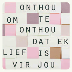 I love you Always Love You Quotes, Love Husband Quotes, Best Love Quotes, Love Yourself Quotes, Love Quotes For Him, I Love My Hubby, Love My Man, Poetic Words, Afrikaanse Quotes